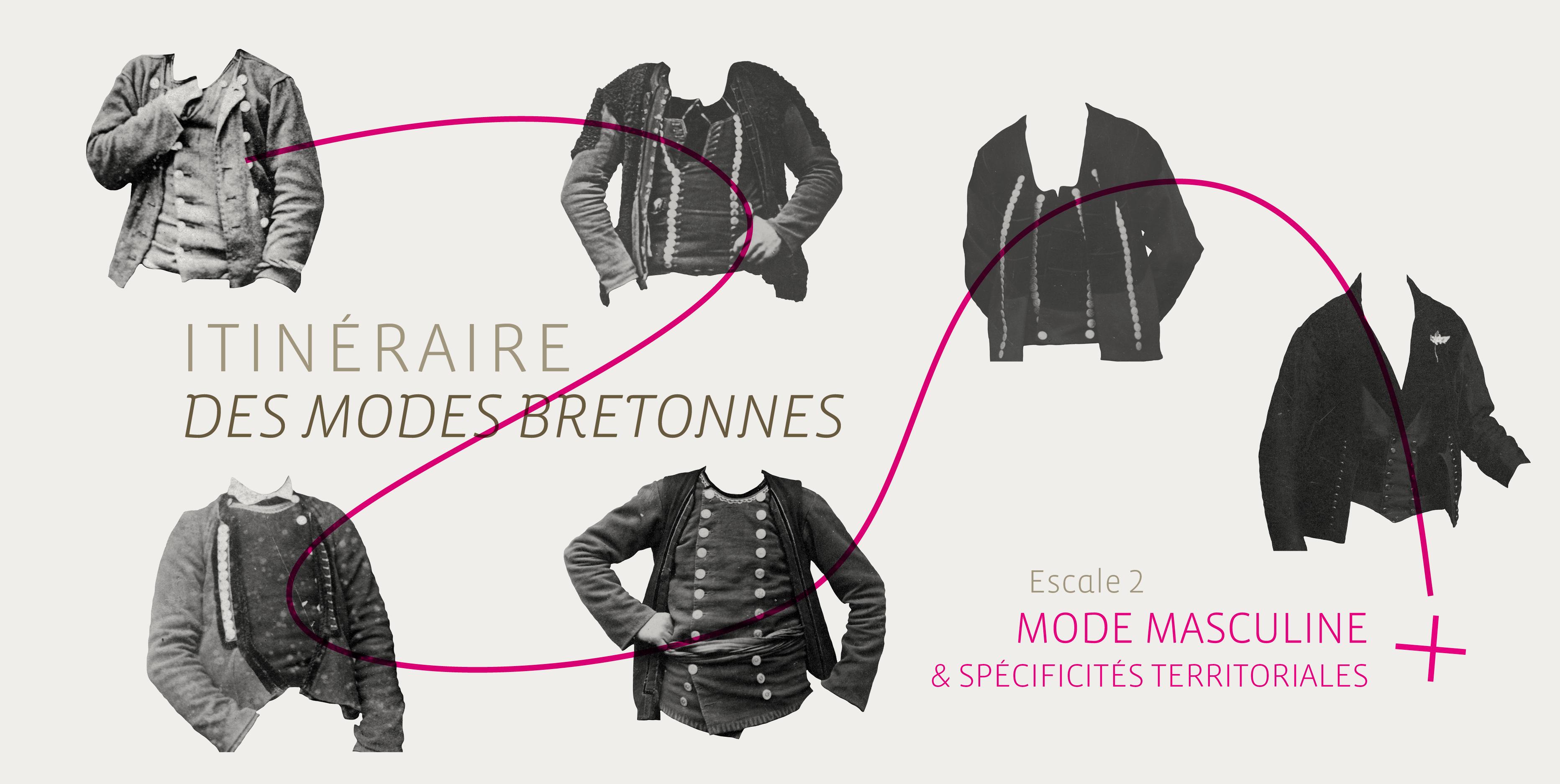 Itinéraires des modes bretonnes