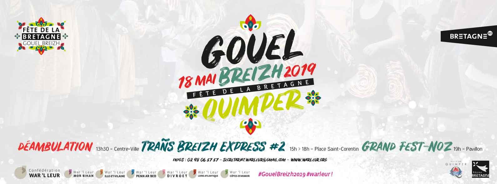 Gouel Breizh e Kemper