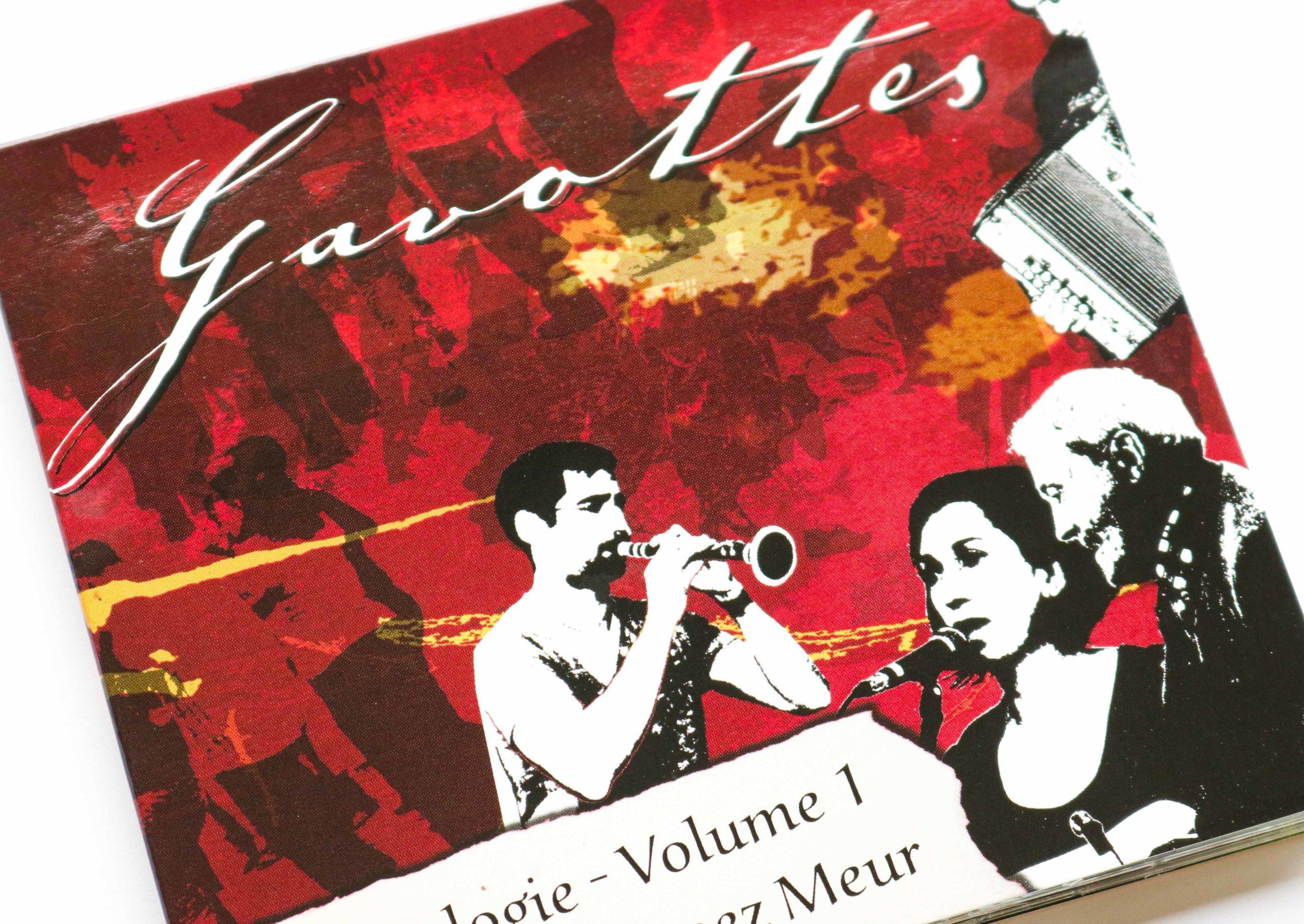 Gavottes <br>Anthologie – Volume 1