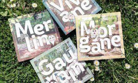 Collection Pirlipipet : 4 nouveaux carnets de jeux